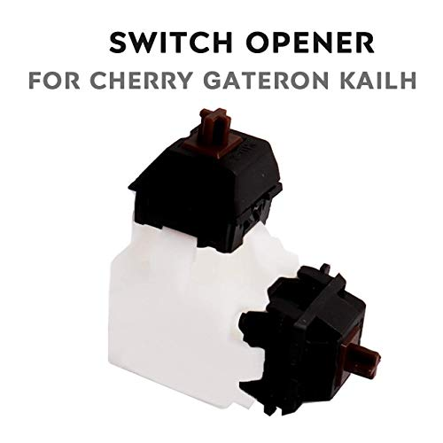 Switch Opener for Cherry Kailh Switches for Mechanical Keyboard, 90° New Switches Accessories Open Tool for MX Keyboards to Remove Switch Shaft, Customize Mod Switch for Keyboard Keycap Lover