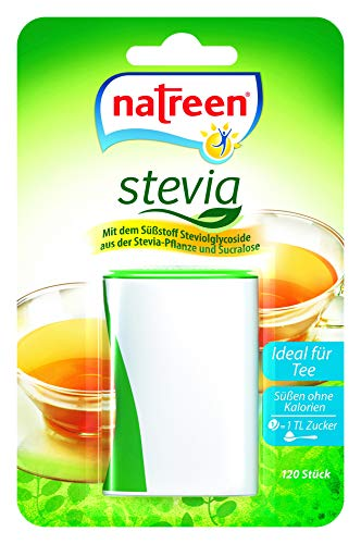 Natreen Stevia Minispender 120er Tischspender (12 x 120er)