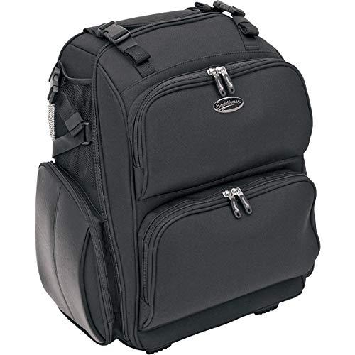 Saddlemen 3515-0079 Roller Sissy Bar Tasche, schwarz