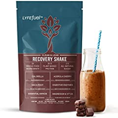 ✅NOT YOUR AVERAGE PROTEIN SHAKE: Achieving peak performance begins with the fuel you put in your body. The Recovery Shake is a nutrient-rich all-in-one shake designed to help you recover faster, train harder, and grow stronger. ✅RAPID POST-WORKOUT RE...