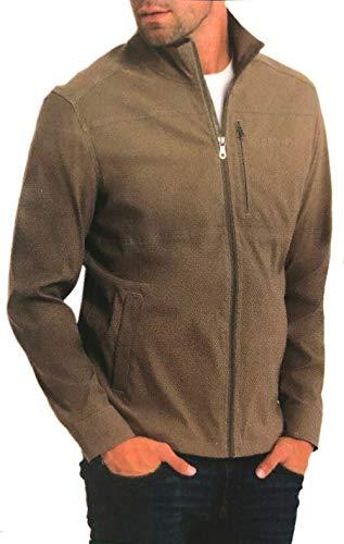 Orvis Men's Lightweight Water Resistant Stretch Jacket (Walnut, Small)