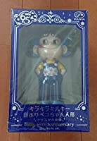 不二家キラキラミルキー首ふりペコちゃん人形クリスタル使用65th Anniversary/品