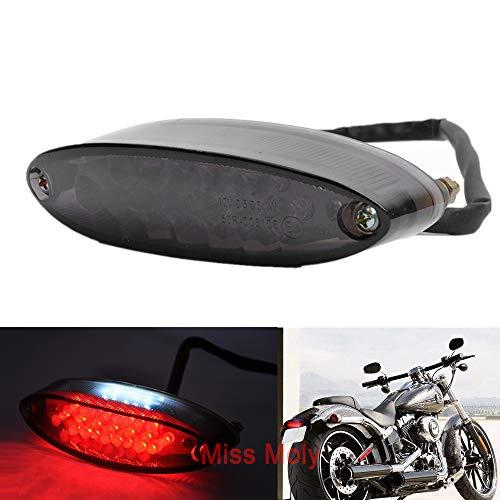 28 LED Motociclo Fanale Posteriore 12V Luce di arresto Freno per Motociclette Dirt Bike Quad ATV