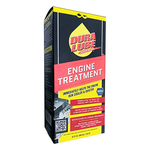 DURA LUBE HL-DLOS-06 Engine Treatment, 32-Ounce, Single
