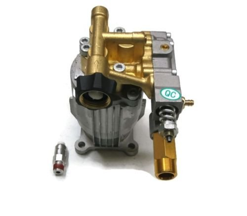 The ROP Shop New 3000 PSI Power Pressure Washer Water Pump Mi-T-M WP-2400-1MIB WP-2400-0MTB