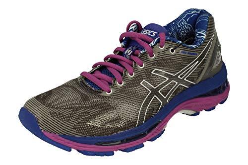 Asics Gel-Nimbus 19 Lite Show Mujeres Running Trainers T754N Sneakers Zapatos (UK...