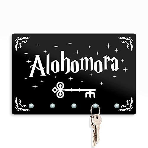 Porta Chaves 20x13 - ALOHOMORA