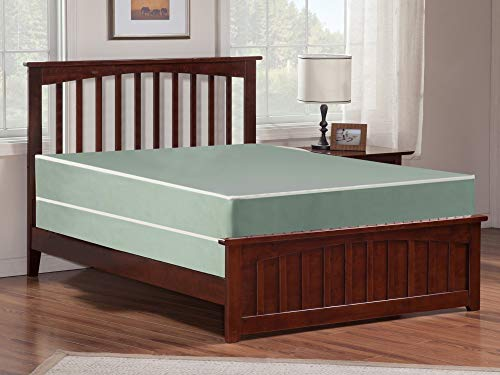 Mayton Twin Size Waterproof 8-Inch Mattress - Innerspring Water Resistant Vinyl Cover Fully Assembled 38x74