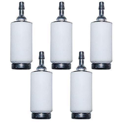 AUMEL 530095646 5 Pcs/lot Fuel Filter Kit fit Jonsered Craftsman Husqvarna...