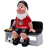 Bayer 04 Leverkusen Gartenzwerg 'Ersatzbank'