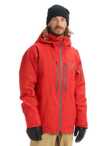 Burton ak Gore-Tex Swash - Chaqueta de snowboard para hombre rojo escarlata L