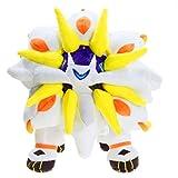 xuekun Juguetes De Peluche Pokemon Solgaleo Felpa Suave Muñeco De Peluche Regalo para Navidad Niños 30Cm