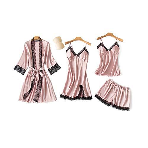 Pink Lace Slip