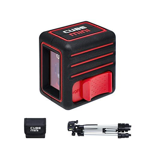 ADA Cube Mini Edición Profesional - Nivel láser compacto autonivelante con líneas...