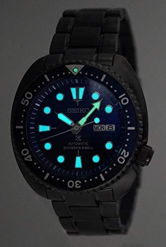 "Seiko Prospex AutomaticA ""SAVE THE OCEAN – BLACK SERIES"" (""TURTLE"") SRPD11K1"