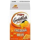 Pepperidge Farm Goldfish Crackers, Cheddar, 30 Oz...