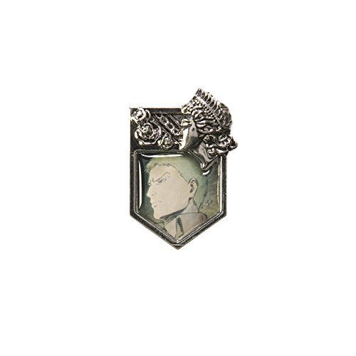 Attack on Titan Pin Collection - Reiner Pin