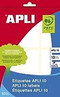 【APLI】手書き角丸ラベル 6片 (AP-01651)