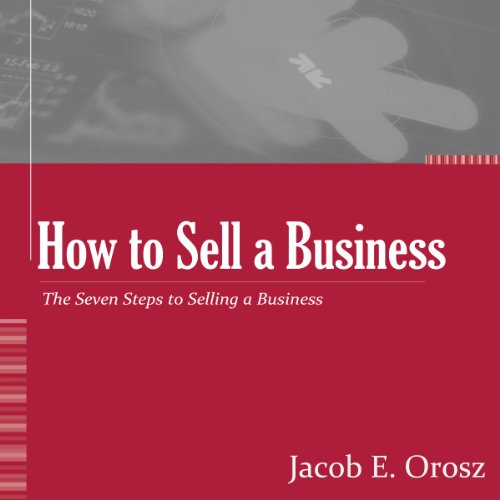 How to Sell a Business audiobook cover art