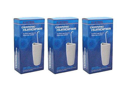 Humidificador Kontrol para radiador, de cerámica (3unidades)