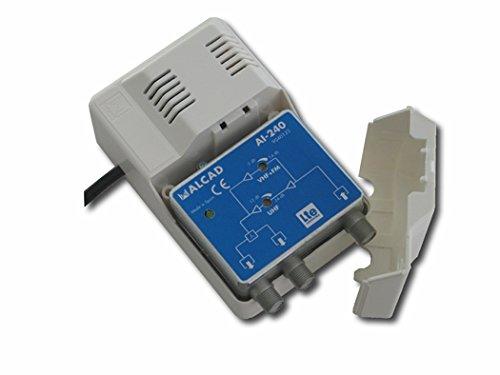 Amplificador Interior 2 Salidas LTE800 (AI-240)