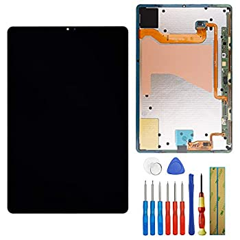 E-YIIVIIL Super AMOLED Display Compatible with Samsung Galaxy Tab S6 10.5 SM-T860 SM-T865 LCD Touch Screen Display Assembly with Tools