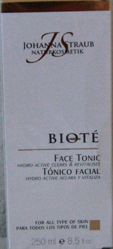 Johanna Straub Naturkosmetik Biote' Gesichtswasser - alle Hauttypen - 250 ml