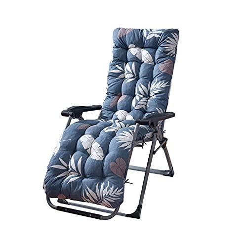 Cojines Para Terraza,Cojines Para Silla Sillón reclinable gruesa tapete de mesa de mesa de oficina asiento de asiento cojín de ratán sofá chaise longue tatami pad