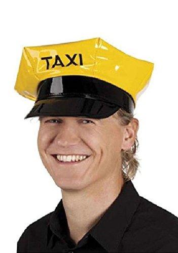 Mondial-fete - Casquette Taxi Vinyl