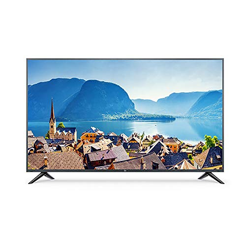 Televisor de 50 Pulgadas (LED TV, HD TV, Altavoces de Rango Completo, 3 x HDMI, 2 x USB, Ideal para Gaming), Almacenamiento Grande de Cuatro núcleos de 2GB + 8GB