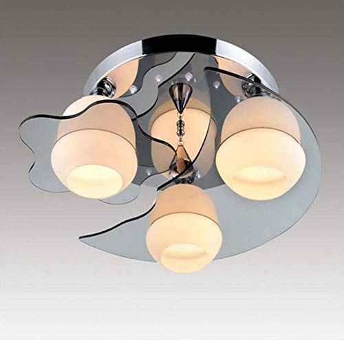 Lage prijs tafellamp bedlampje kristallen kroonluchter hanglamp wandlamp led plafondverlichting modern simpel glas design dimmen plafondlamp, slaapkamer studie oogbescherming wit licht.