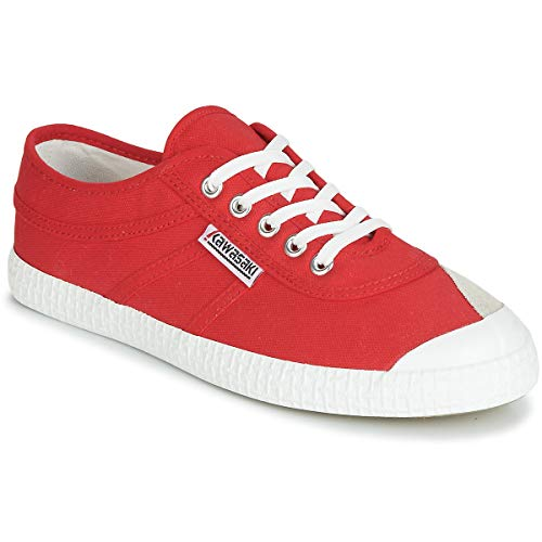 Kawasaki Women Orginal Canvas Shoe Fiery Red