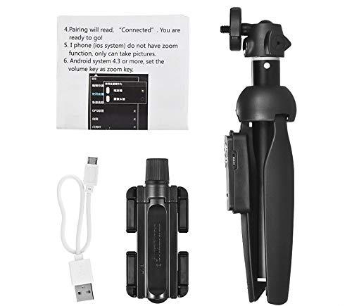 Telefoonhouder 9928 statief Selfie Stick Bluetooth Mini Telefoon Statief Desktop Live-
