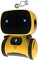 GILOBABY Smart Robot Toys for Kids Children, Boys Girls Toys for 3 Years Old Up, Gifts Intelligent Educational Robotic...