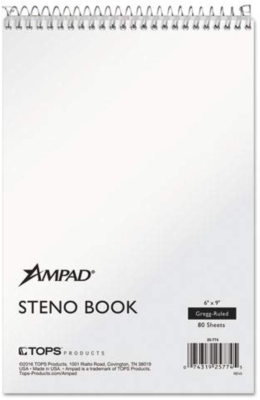 Ampad Ampad Ampad 25774 Evidence Recycled Steno Buch Gregg Regel 6 x 9 Wei- 80 Blatt B002Q1CVOE | Düsseldorf Online Shop  250cb0