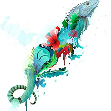 Paint the Iguana