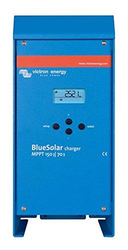 Victron Energy - Controlador de carga solar BlueSolar MPPT 150Voc 70A Victron Energy Fotovoltaico - SCC010070100