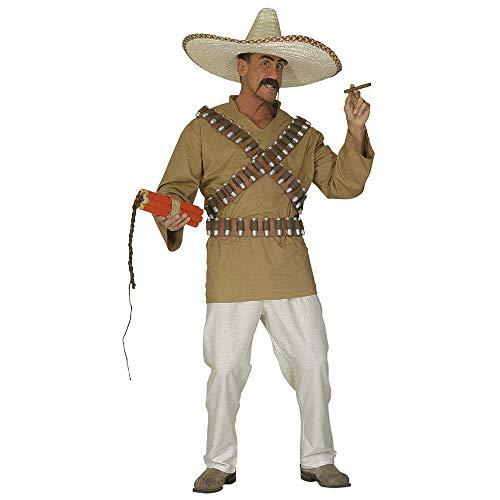 WIDMANN Disfraz de mejicano para hombre