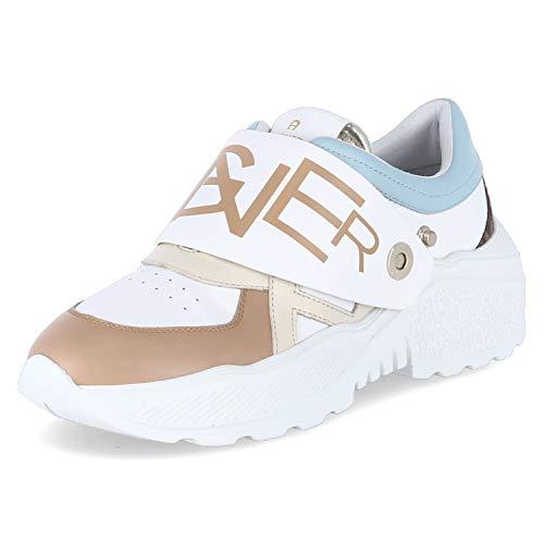 Aigner Sneaker Jenny 1 Größe 40 EU Weiß (Weiß)