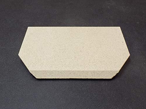 Zugumlenkung unten für Fireplace Prag Kaminöfen - Vermiculite - Passgenaues Kaminofen Ersatzteil