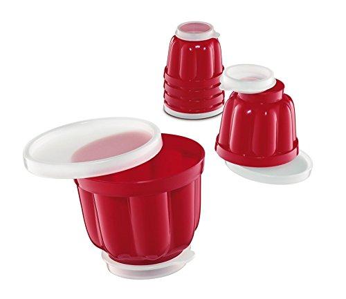 Küchenprofi, Plastik, Rot,