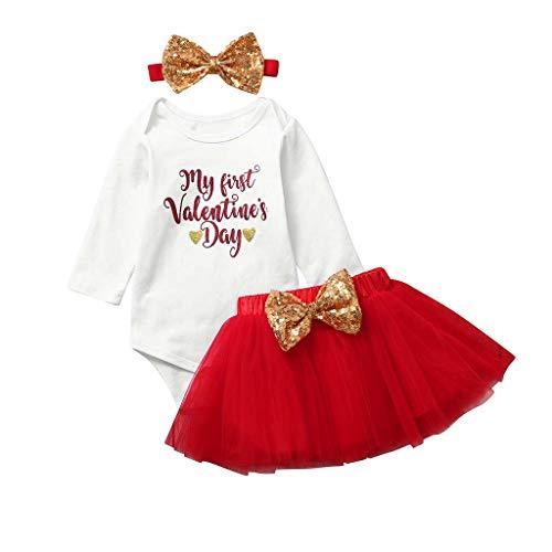 Baby Meisjes Tutu Jurk Jumpsuit voor Foto's Baby Meisje Katoen Rompers + Grappige Hoofdband Kostuums Kids Romper Carnaval Jurk Zomer Herfst Doop Kleding 2 Stuk Sets voor 0-24 Maanden
