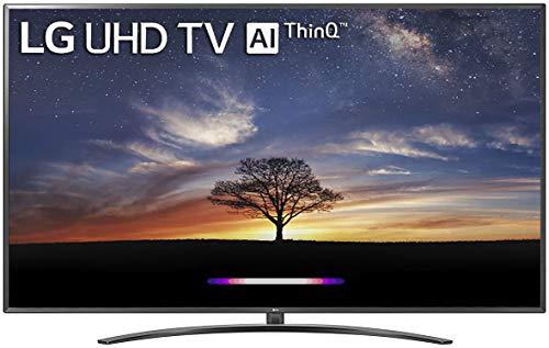 LG 189 cm (75 inches) 4K UHD Smart LED TV 75UM7600PTA (Dark...