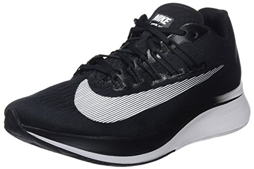 Nike Women's WMNS Zoom Fly Training Shoes, Black (Black/Anthracite/Wolf Grey/White 001), 4 UK 37.5 EU