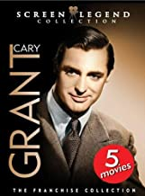 Cary Grant - Screen Legend Collection (Thirty Day Princess / Kiss and Make Up / Wings in the Dark / Big Brown Eyes / Weddi...