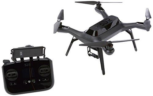 3DR - Drone cuadricóptero con Motor de 880 KV, Ordenador con Control de Vuelo de 1GHz (SA12A)