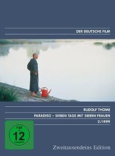 Paradiso - Sieben Tage mit sieben Frauen - Zweitausendeins Edition Deutscher Film 2/1999.