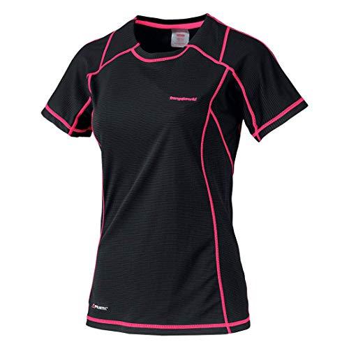 Trangoworld Elina T-Shirt, Femmes XS Noir