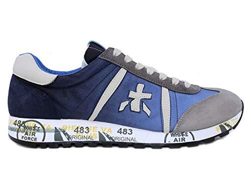 Premiata Blau Lucy 4606 42 Sneaker