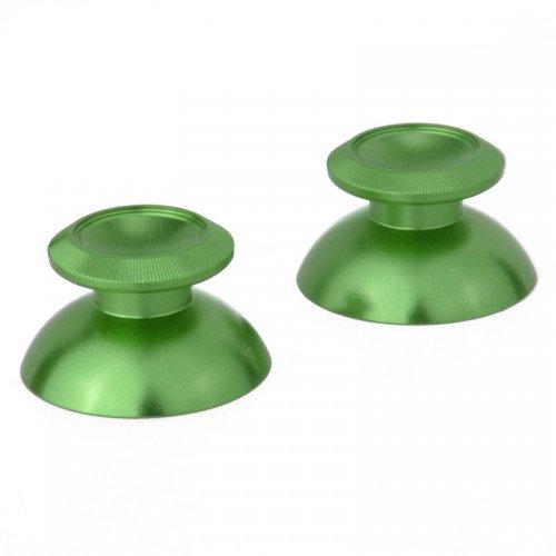 PS4aluminio Thumbsticks Joysticks/–Verde